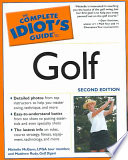 The Complete Idiot S Guide To Golf