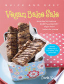 Quick Easy Vegan Bake Sale