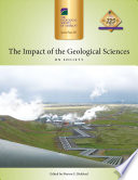 The Impact of the Geological Sciences on Society