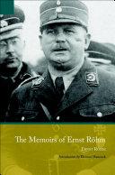 Memoirs of Ernst Röhm [Pdf/ePub] eBook