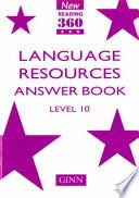New Reading 360 Language Resources