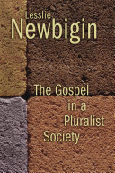 Pdf The Gospel in a Pluralist Society Telecharger