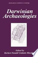 Darwinian Archaeologies Book PDF