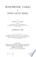 Hawbrook farm; or, Esther Gaunt's wooing