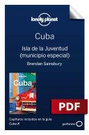 Cuba 8_4. Isla de la Juventud (municipio especial)