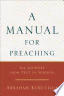 A Manual for Preaching