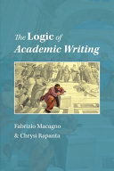 The Logic of Academic Writing Book