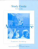 Study Guide for Use with Adolescence