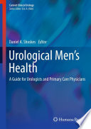 Urological Men S Health Book PDF
