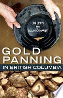 Gold Panning in British Columbia