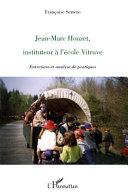 Pdf Jean-Marc Houzet, instituteur à l'école Vitruve Telecharger