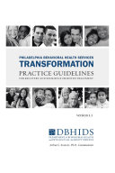 Philadelphia Behavioral Health Services Transformation
