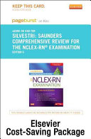 Saunders Comprehensive Review for the NCLEX-RN Examination Evolve Access Code / Saunders Comprehensive Review for the NCLEX-RN Examination Pageburst Access Code