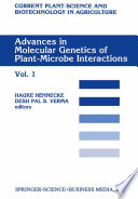 Advances In Molecular Genetics Of Plant Microbe Interactions Book PDF