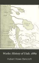 History of Utah  1889