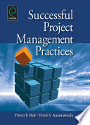 Successful Project Management Practices Book