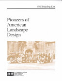 Pioneers of American Landscape Design