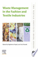 Waste Management in the Fashion and Textile Industries