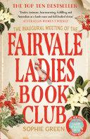 The Inaugural Meeting of the Fairvale Ladies Book Club Pdf/ePub eBook