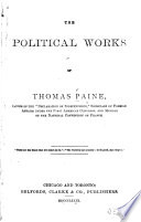 The Political Works Of Thomas Paine Book PDF