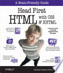 Head First HTML with CSS & XHTML