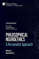 Philosophical Neuroethics