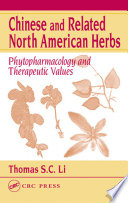 Chinese and Related North American Herbs
