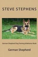 German Shepherd Dog Training   Behavior Book