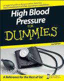 High Blood Pressure for Dummies [Pdf/ePub] eBook