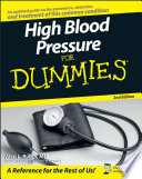 """High Blood Pressure for Dummies"" by Alan L. Rubin"