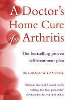 A Doctor s Home Cure for Arthritis