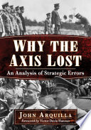 Why the Axis Lost