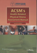 Acsm S Health Related Physical Fitness Assessment Manual Book PDF