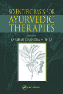 Pdf Scientific Basis for Ayurvedic Therapies
