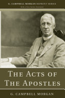 Pdf The Acts of The Apostles