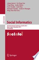 Social Informatics Book