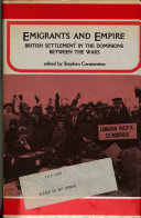 Pdf Emigrants and Empire