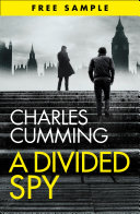 A Divided Spy  free sampler   Thomas Kell Spy Thriller  Book 3