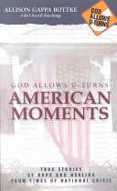 God Allows U Turns American Moments