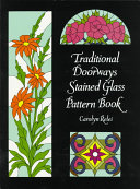 Traditional Doorways Stained Glass Pattern Book