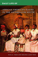 link to Daily life of African American slaves in the antebellum South in the TCC library catalog