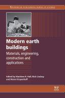 Modern Earth Buildings