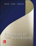 Essentials of Investments Book