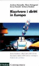 Riscrivere i diritti in Europa