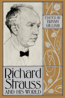 Richard Strauss and His World