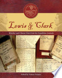 Lewis and Clark  : Weather and Climate Data from the Expedition Journals