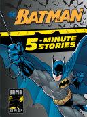 Batman 5-Minute Stories (DC Batman) Pdf/ePub eBook
