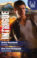 Daddy Bombshell Bear Claw Bodyguard Book