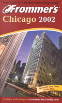 Frommer s Chicago 2002