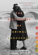 The Dictionary of Animal Languages Pdf/ePub eBook